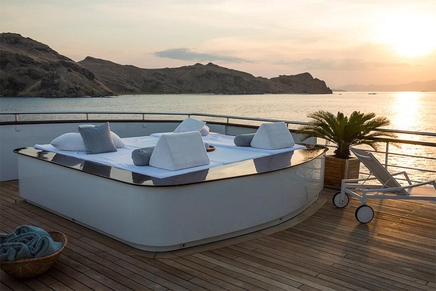 Aqua Blu Sun Deck